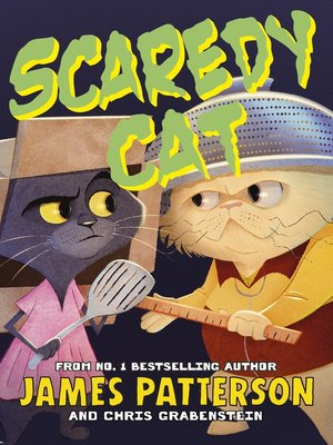 cover image of Scaredy Cat