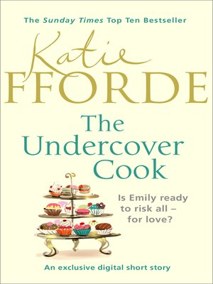 cover image of The Undercover Cook
