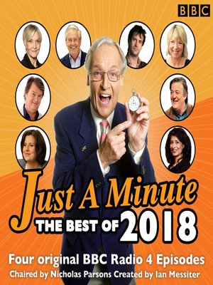 cover image of Just a Minute, Best of 2018