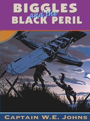 cover image of Biggles and the Black Peril