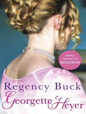 cover image of Regency Buck