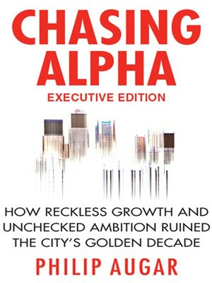 cover image of Chasing Alpha - Executive Edition