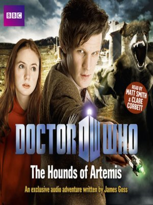 cover image of Doctor Who--The Hounds of Artemis