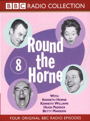 cover image of Round the Horne, Volume 8