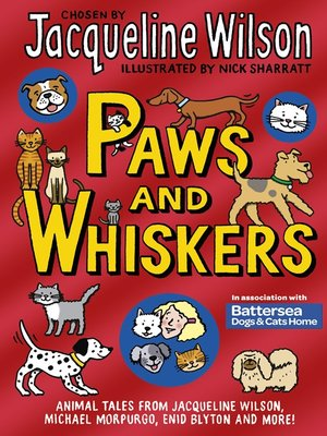 cover image of Paws and Whiskers