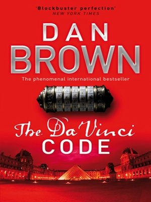 cover image of The Da Vinci Code