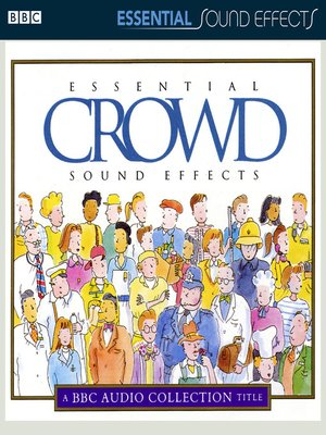 cover image of Essential Crowd Sound Effects