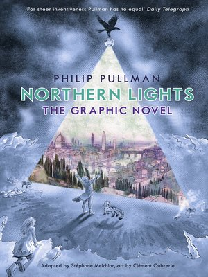 cover image of Northern Lights: The Graphic Novel, Volume 3
