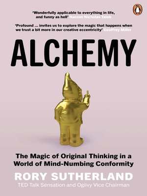 cover image of Alchemy