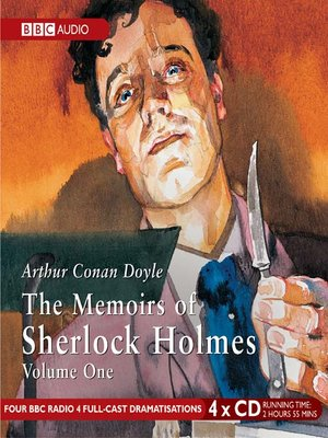 cover image of The Memoirs of Sherlock Holmes, Volume 1