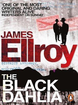 cover image of The Black Dahlia
