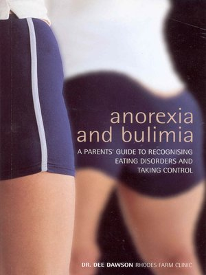 cover image of Anorexia and Bulimia