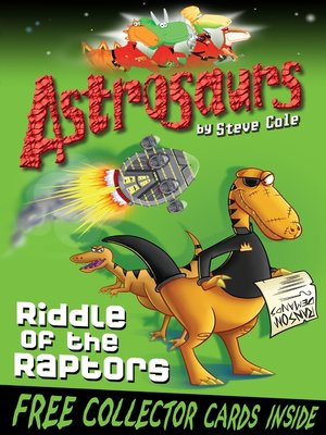cover image of Astrosaurs 1