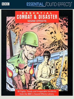 cover image of Essential Combat and Disaster Sound Effects