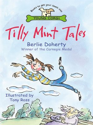 cover image of Tilly Mint Tales