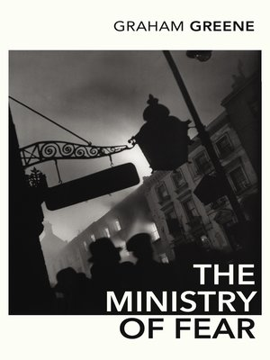 cover image of The Ministry of Fear