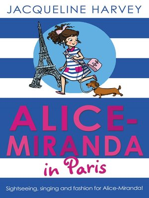 cover image of Alice-Miranda in Paris