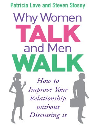 cover image of Why Women Talk and Men Walk