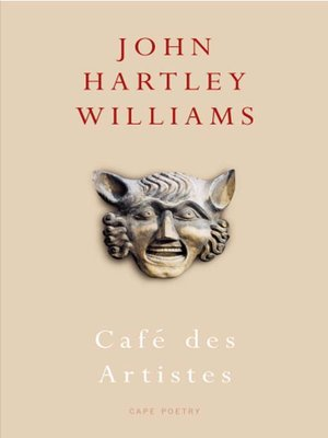 cover image of Café des Artistes