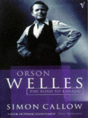 cover image of Orson Welles, Volume 1