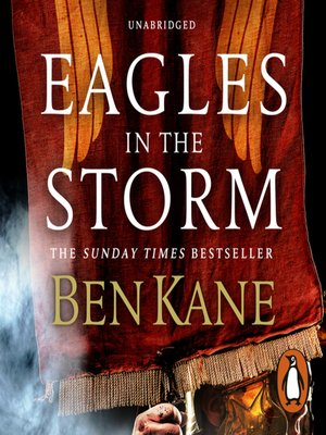 cover image of Eagles in the Storm