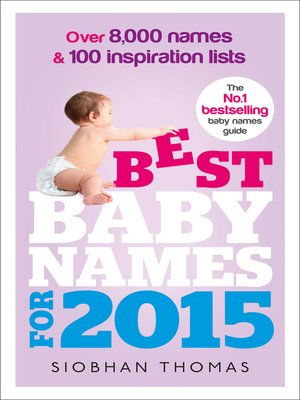 cover image of Best Baby Names for 2015