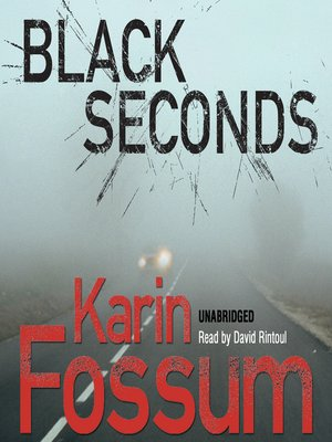 cover image of Black Seconds