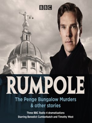 cover image of Rumpole--The Penge Bungalow Murders & other stories