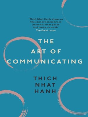 cover image of The Art of Communicating