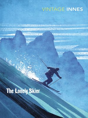 cover image of The Lonely Skier
