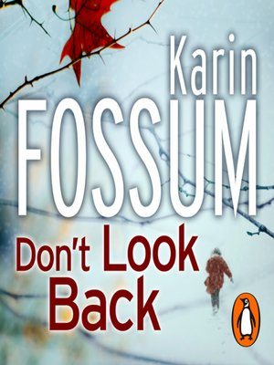 cover image of Don't Look Back