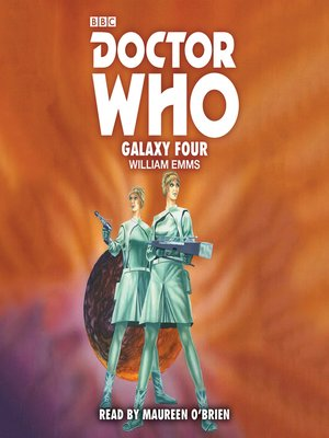 cover image of Doctor Who--Galaxy Four