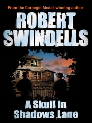 cover image of A Skull in Shadows Lane