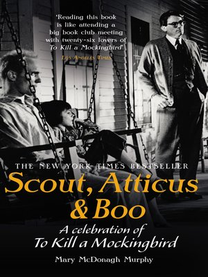 cover image of Scout, Atticus & Boo