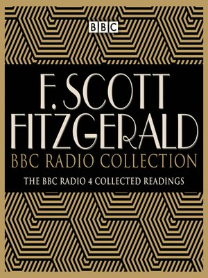 cover image of The F Scott Fitzgerald BBC Radio Collection