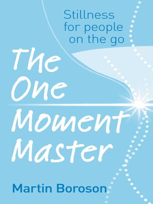 cover image of The One Moment Master