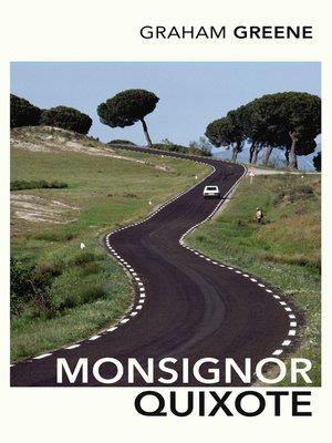 cover image of Monsignor Quixote