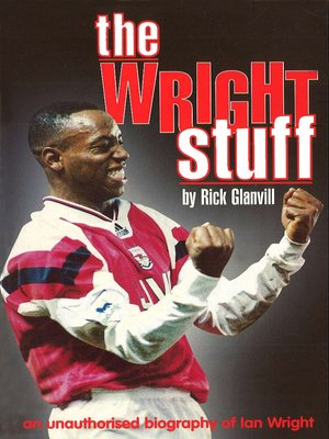 cover image of The Wright Stuff