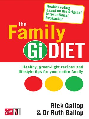 cover image of The Family Gi Diet