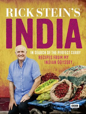 cover image of Rick Stein's India
