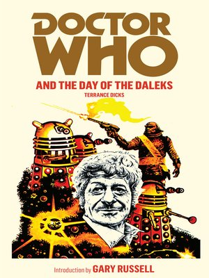 cover image of Doctor Who and the Day of the Daleks