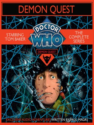 cover image of Doctor Who: Demon Quest, The Complete Series