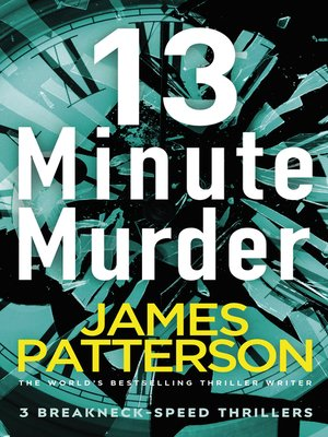 cover image of 13-Minute Murder