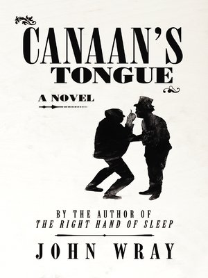cover image of Canaan's Tongue