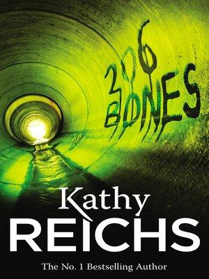 cover image of 206 Bones