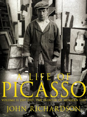 cover image of A Life of Picasso, Volume II