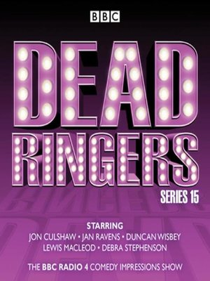 cover image of Dead Ringers, Series 15