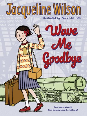 cover image of Wave Me Goodbye