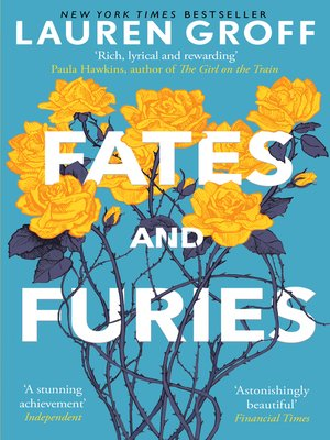cover image of Fates and Furies