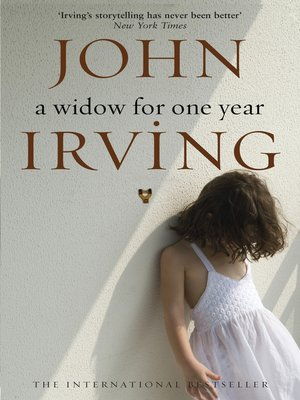 cover image of A Widow for One Year